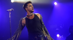 USA-music-Queen + Adam Lambert perform in Chicago