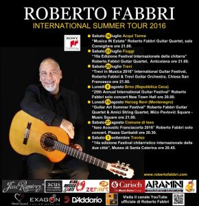 Roberto Fabbri testo