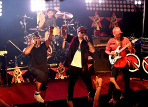 Prophets Of Rage Perform At The Whisky