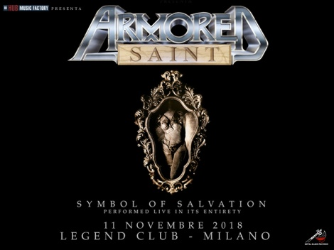 Armored Saint Legend Club 2018 800x600